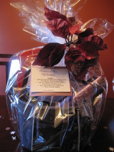 Give the Gift of Fitness w/ an LYL Gift Basket