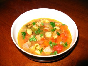 Aromatic Fish Stew – Whip It Up Wednesday!