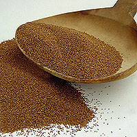 Rachel's Terrific Teff Recipes (what is teff?)