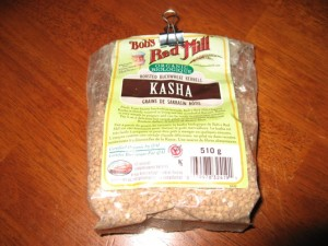 Date & Nut Kasha Granola Recipe