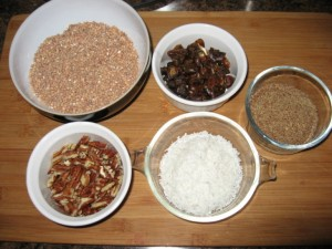 Kasha Ingredients