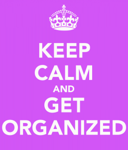 Operation Organization – Getting Started!!