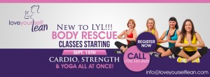 Love Your Life - Facebook Cover Body Rescue