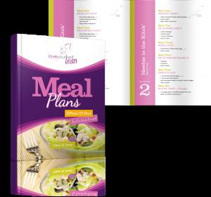 Meal Plan Bonus ecover