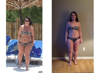28 pounds lighter, happier and headache free
