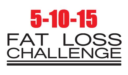 5-10-15 Fat Loss Challenge