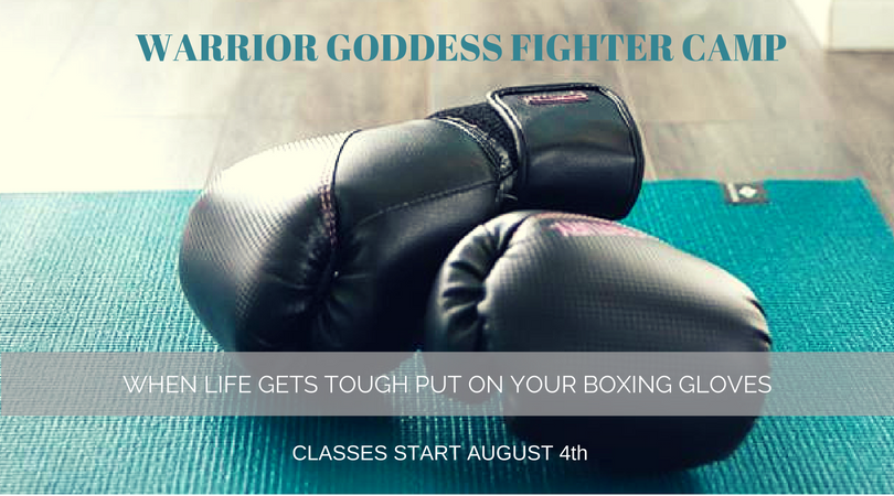 Warrior Goddess Fighter Camp