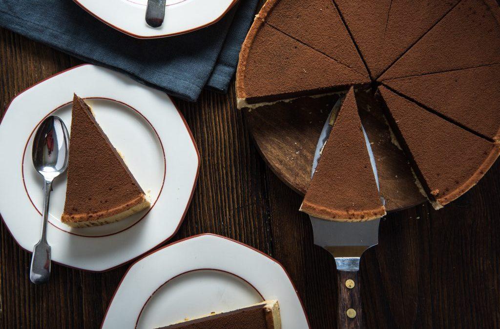 Chocolate Pumpkin Torte