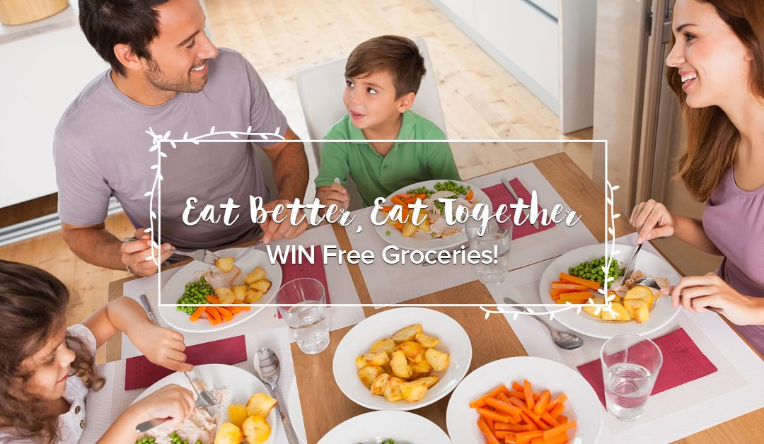 Eat Better, Eat Together Challenge